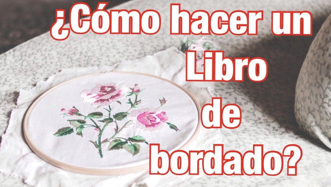 LIBRO DE BORDADO